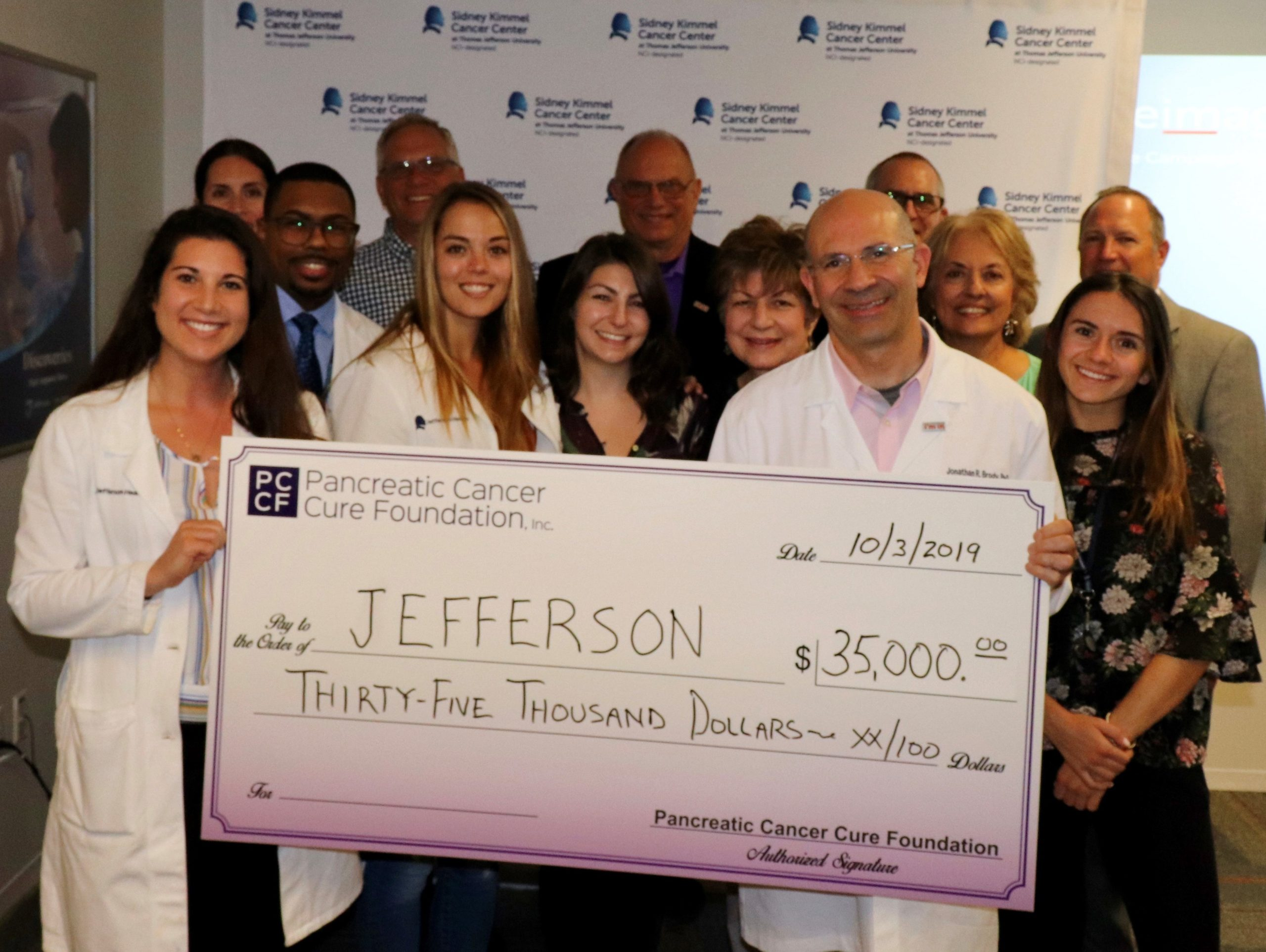 Amy's Ride/Run/Walk for Pancreatic Cancer Research - Jefferson Health
