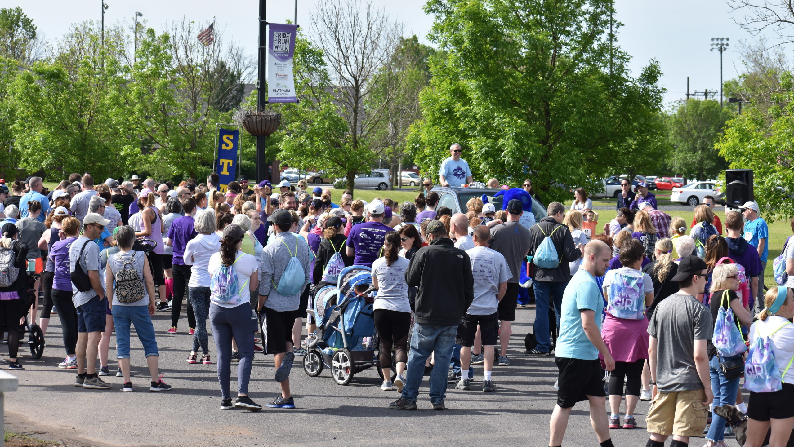 Amy's Ride/Run/Walk for Pancreatic Cancer Research